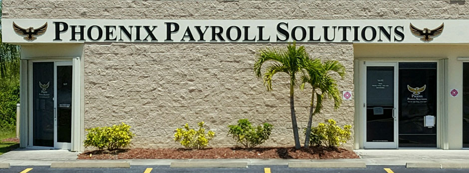 Phoenix Payroll Solutions headquarters.